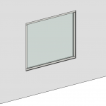 Download CAD files for Fixed Window