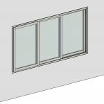 Download CAD files for Sliding Window