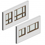 Download CAD files for Botanica Sliding Window