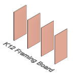 Download CAD files for Kooltherm K12 Framing Board