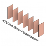 Download CAD files for Kooltherm K18 Framing Board