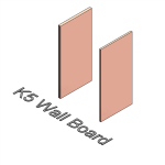 Download CAD files for Kooltherm K5 Wallboard