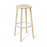 Download CAD files for Noma Bar Stool