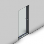 Download CAD files for Signature TB Hinged Door-Inward Opening (100mm)