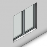Download CAD files for Essential Awning Window (52mm)