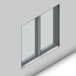 Download CAD files for Signature TB Fixed Window-EG (100mm)