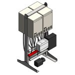 Download CAD files for Tankpak Series 2 – TPE04 Back to Back