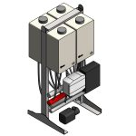 Download CAD files for Tankpak Series 2 – TPI04 Back to Back