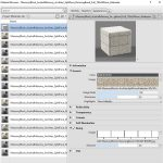 Download CAD files for Architec Split Face – Material Library