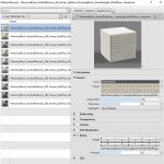 Download CAD files for GB Veneer Split Face – Material Library