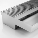 Download CAD files for Threshold + Sill Drain-SS Grate