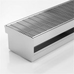 Download CAD files for Threshold Drain-SS Grate