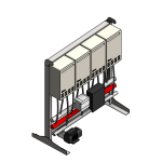 Download CAD files for Tankpak-External-Series 3 (Standard) – TPE04 Wall/Floor Mounted