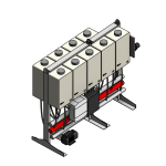 Download CAD files for Tankpak-Internal-Series 3 (Deluxe) – TPE09 Back to Back