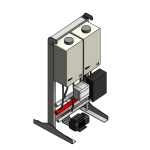 Download CAD files for Tankpak-Internal-Series 3 (Standard) – TPI02 Wall/Floor Mounted