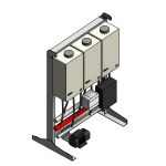 Download CAD files for Tankpak-Internal-Series 3 (Standard) – TPI03 Wall/Floor Mounted