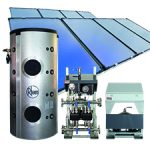 Download CAD files for Rheem HS Series (Solar Heating Package)
