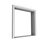 Download CAD files for Uni-Shape Window Architrave 3052 with Reveal