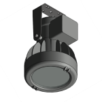 Download CAD files for Floodlight – EWL70 (Ceiling Mounted)