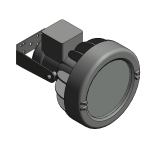 Download CAD files for Floodlight – EWL80 (Wall Mounted)