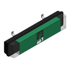 Download CAD files for Linear Light –Exel-L Exit